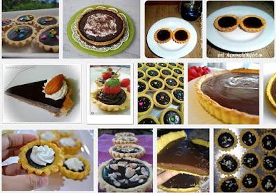 Resep Pie Coklat Sederhana Enak