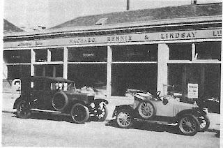 1913 Standard Rhyl 2-seater and 1924 Standard Warwick