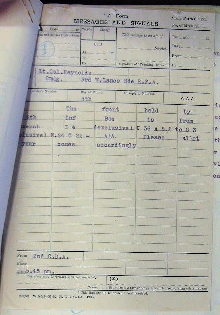 The Royal Field Artillery, World War 1: The 277th Brigade ...