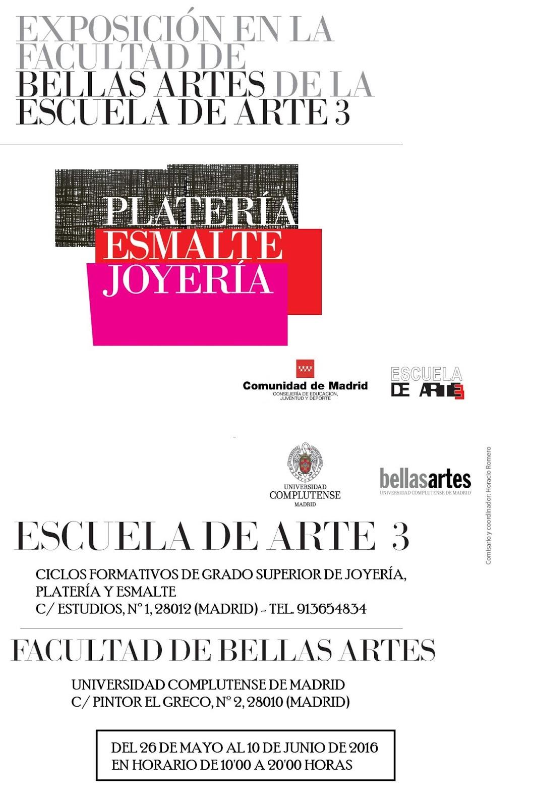 Azay Art Gallery Junio En Bellas Artes De La Ucm