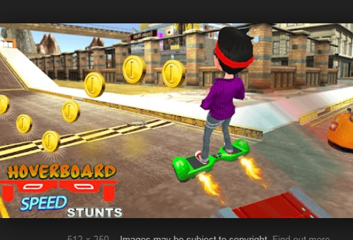 Tag with hoverboard ryan's Apk+Data Free on Android Game Download