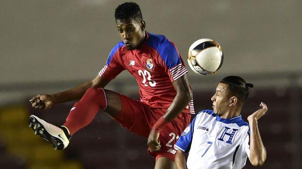 Panamá 0-1 Honduras Copa Centroamericana 2017
