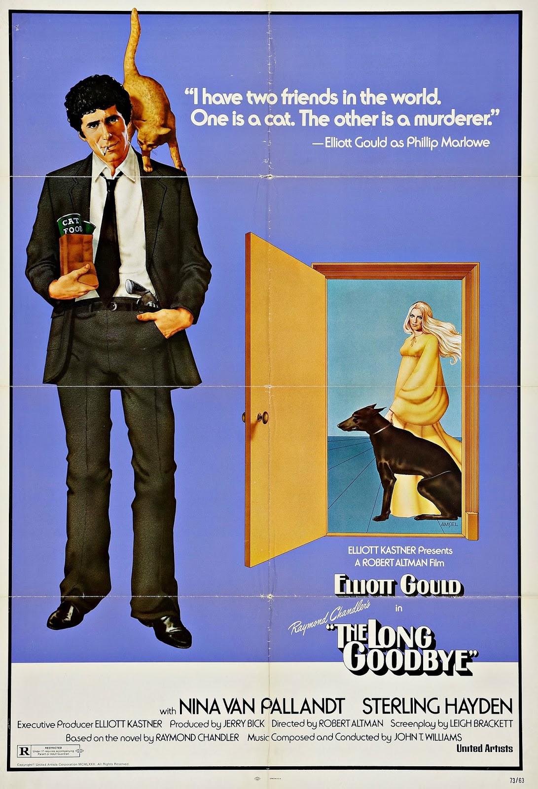 Film Noir Of The Week The Long Goodbye 1973