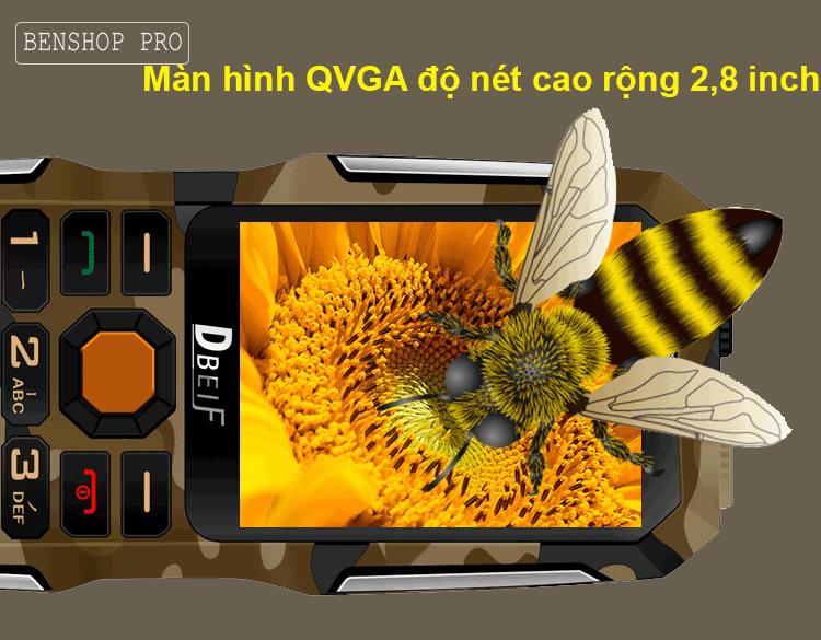 DBEIF TV 13800mAh