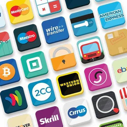 Freebie: E-Commerce Icon Set
