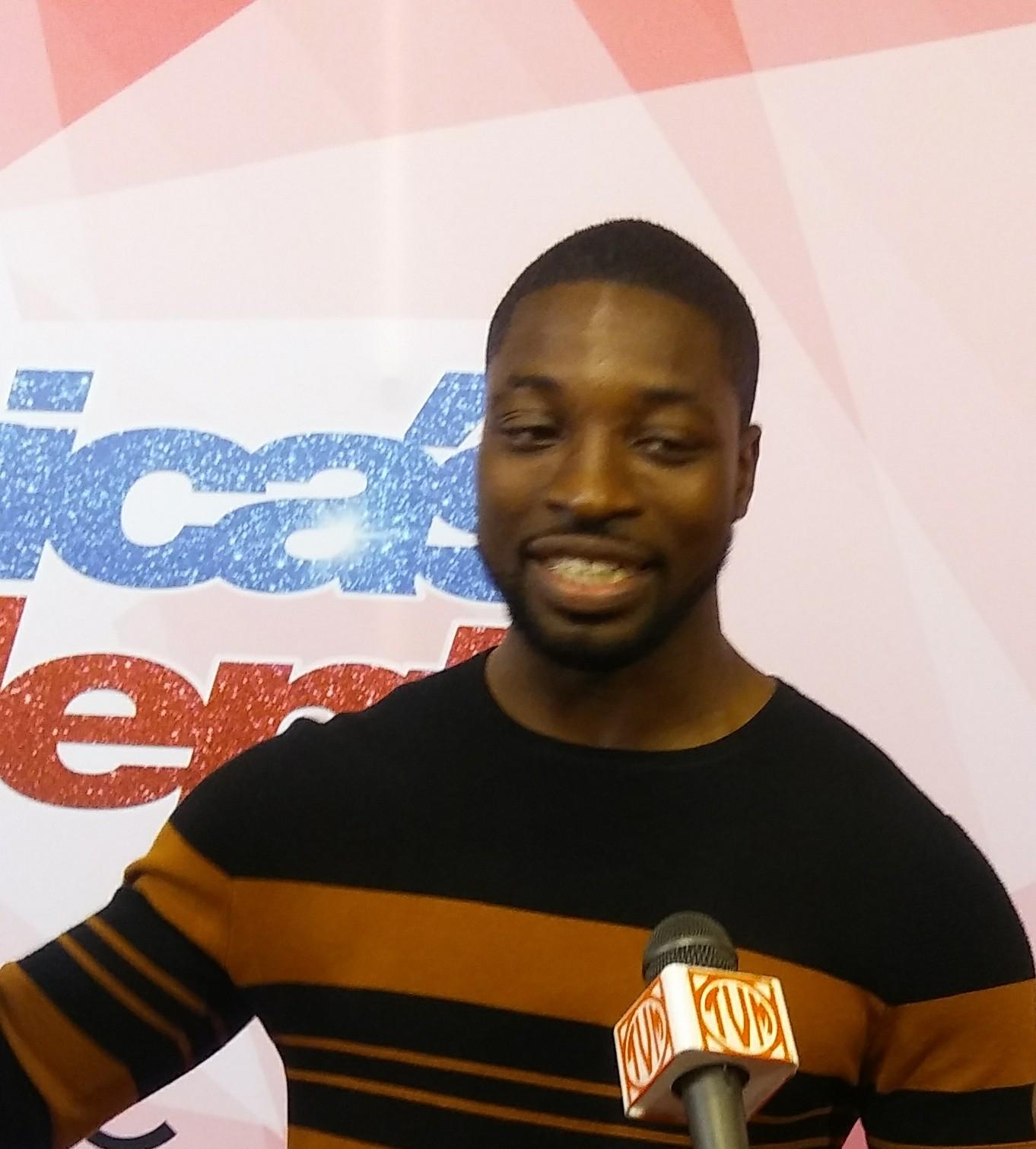 Americas Got Talent comedian Preacher Lawson on comedy