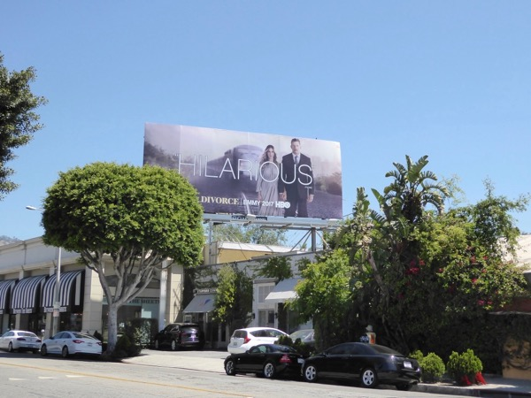 Divorce 2017 Emmy FYC billboard