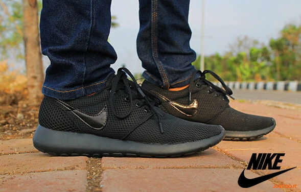 e68c21c9f7d96 ... coupon for store nama barang nike roshe run full black ukuran tersedia 40  44. deskripsi