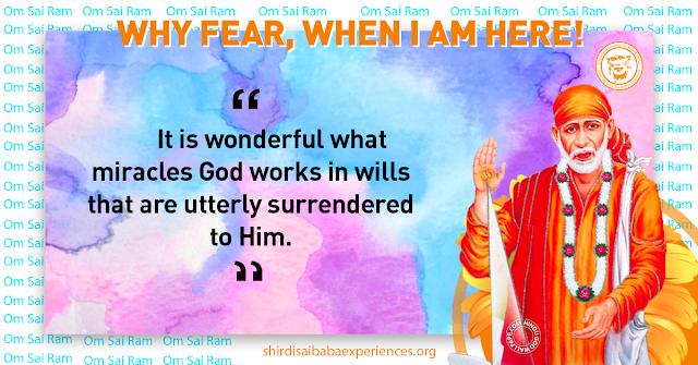 Shirdi Sai Baba Blessings - Experiences Part 2546