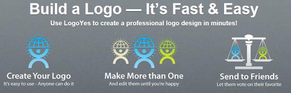 Membuat logo di LOGOYES