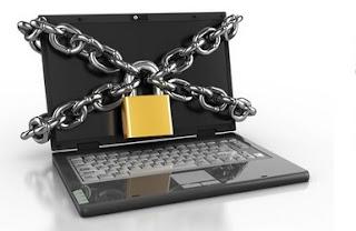 Computer portatile rubato