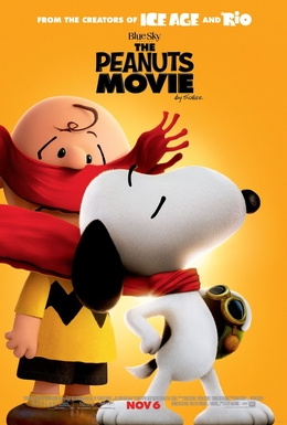 The Peanuts Movie 2015    300MB Download Now