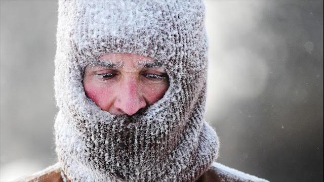 ¿Por qué el frío extremo no provoca efectos en los ojos?