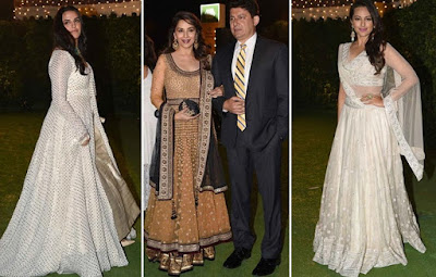 Bollywood diva in the Reception of Trishya and Suhail