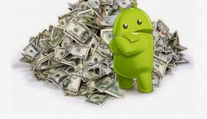 Cara Ampuh Menghasilkan Uang dari Android