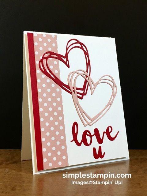 Сердечка на Валентинці