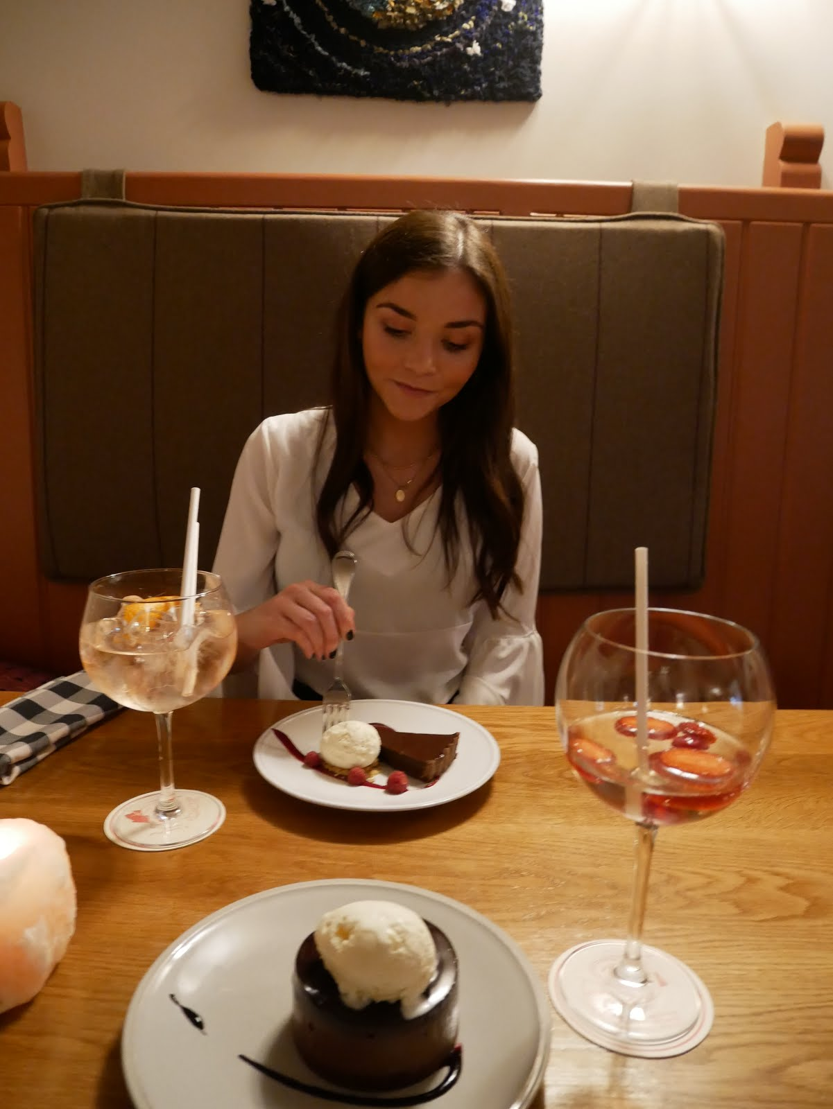 St Mary's Inn blogger food review