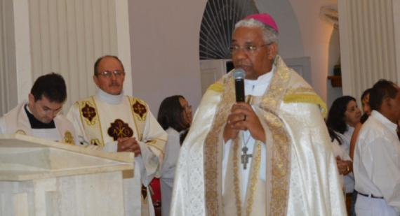 Bishop Antônio Carlos Cruz Santos