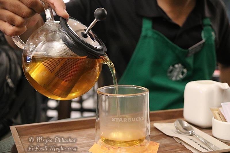 Fit Foodie Megha: Teavana - New Tea Menu at Starbucks ...