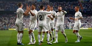 مباراة ريال مدريد واتلتيكو بلباو بث مباشر اليوم 15/9/2018 Real Madrid vs Atletico Bilbao Live