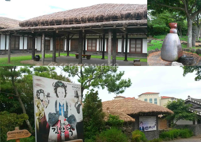Seogwipo Folk Village