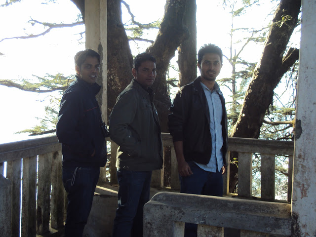 walk in chakrata