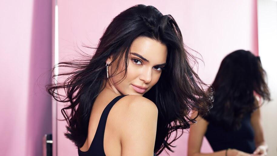Kendall Jenner, Beautiful, Model, Smile, 4K, #6.1557