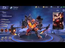 Hero Mobile Legends Thamuz, Hero Yang Akan Rilis Setelah Lunox