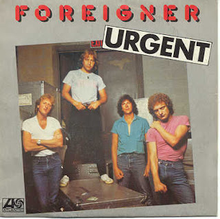 Foreigner - Urgent (video)