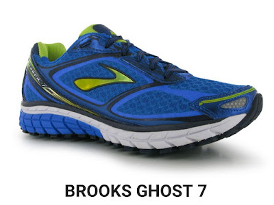 brooks ghost 7