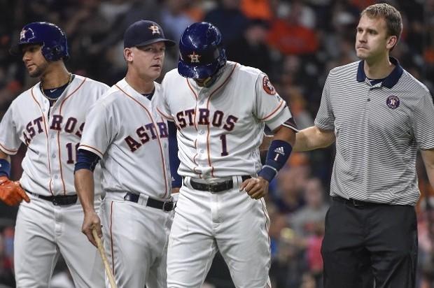 Carlos Correa estará inactivo unos 2 meses por lesión de pulgar