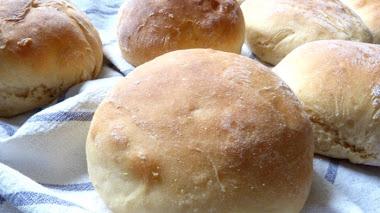 Receta de pan casero fácil y rápido