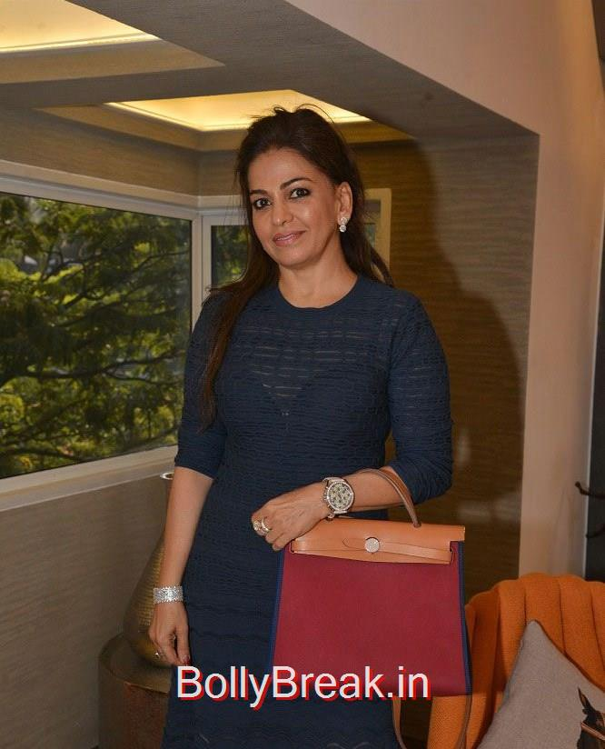 Meena Rohera, Celebs At Villeroy & Boch High Tea at Gauri Khan Studio