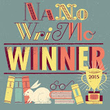 NaNoWriMo Winner #2015