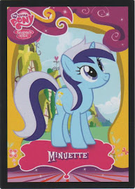My Little Pony Minuette Series 2 Trading Card