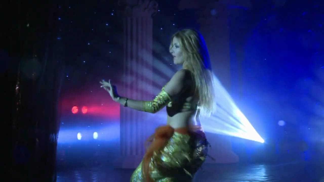 Entertainment Tour: Belly Dance Show