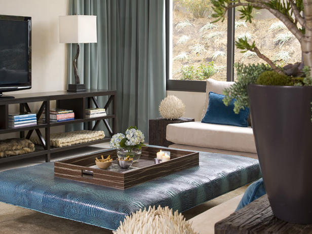 Modern Furniture: Contemporary Living Room Decorating ...