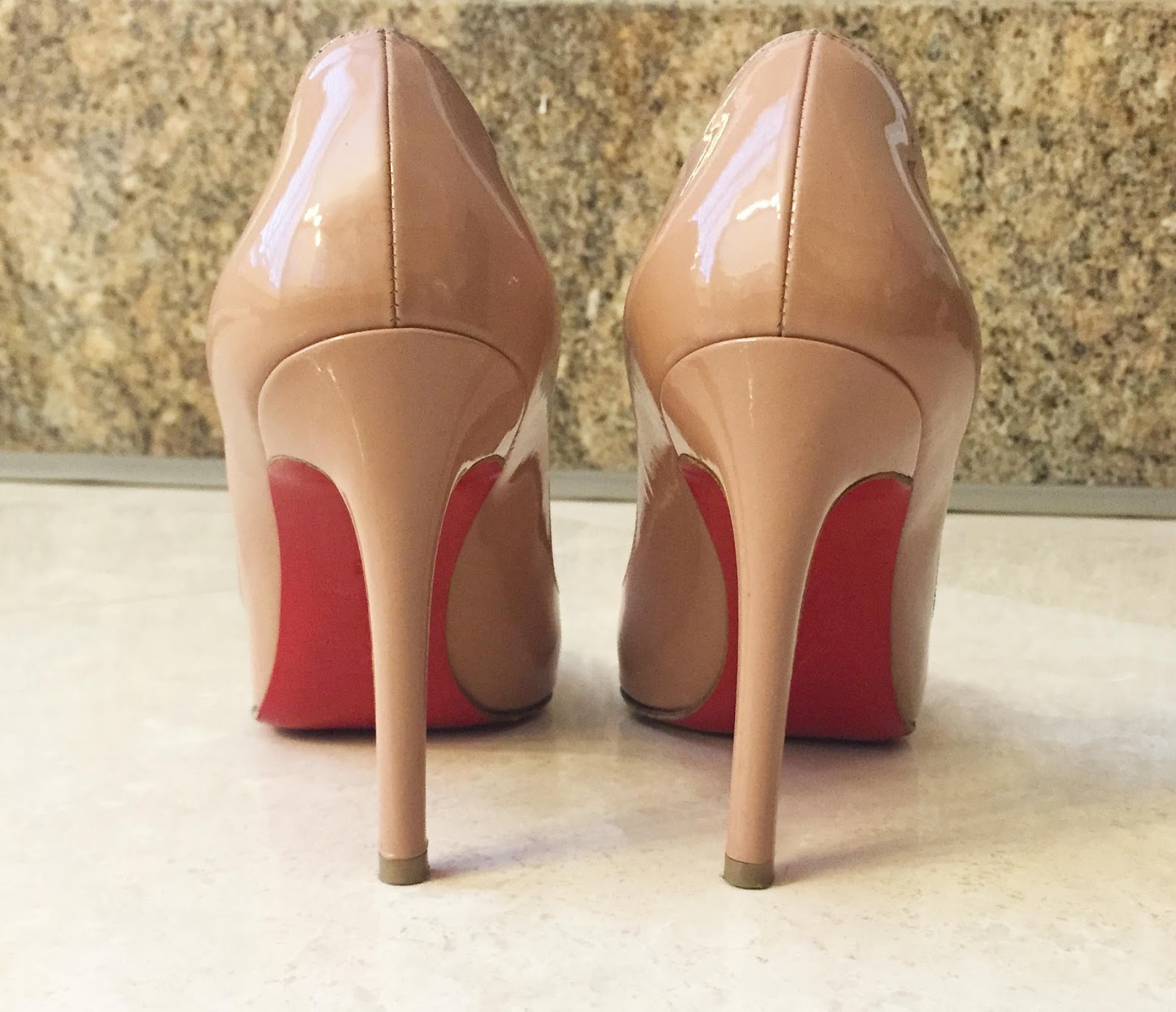 ca7d5c6a114 My Superficial Endeavors  Christian Louboutin Pigalle 100