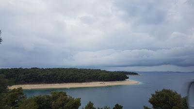 spiaggia croata