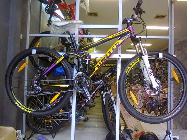 "JUAL Sepeda Gunung 26"" MTB United Miami FX 77 New. Harga"