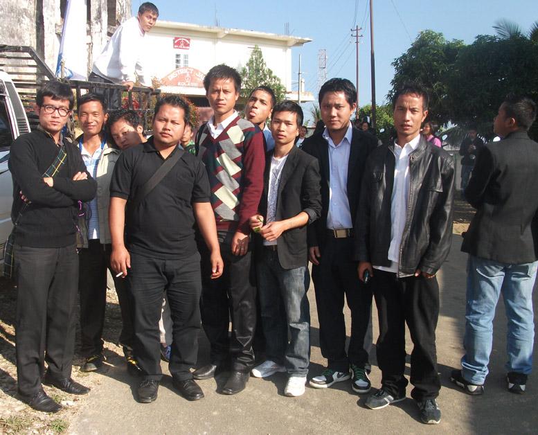 The Official Blog Of Kawnpui Dinthar Branch KTP: November 2012