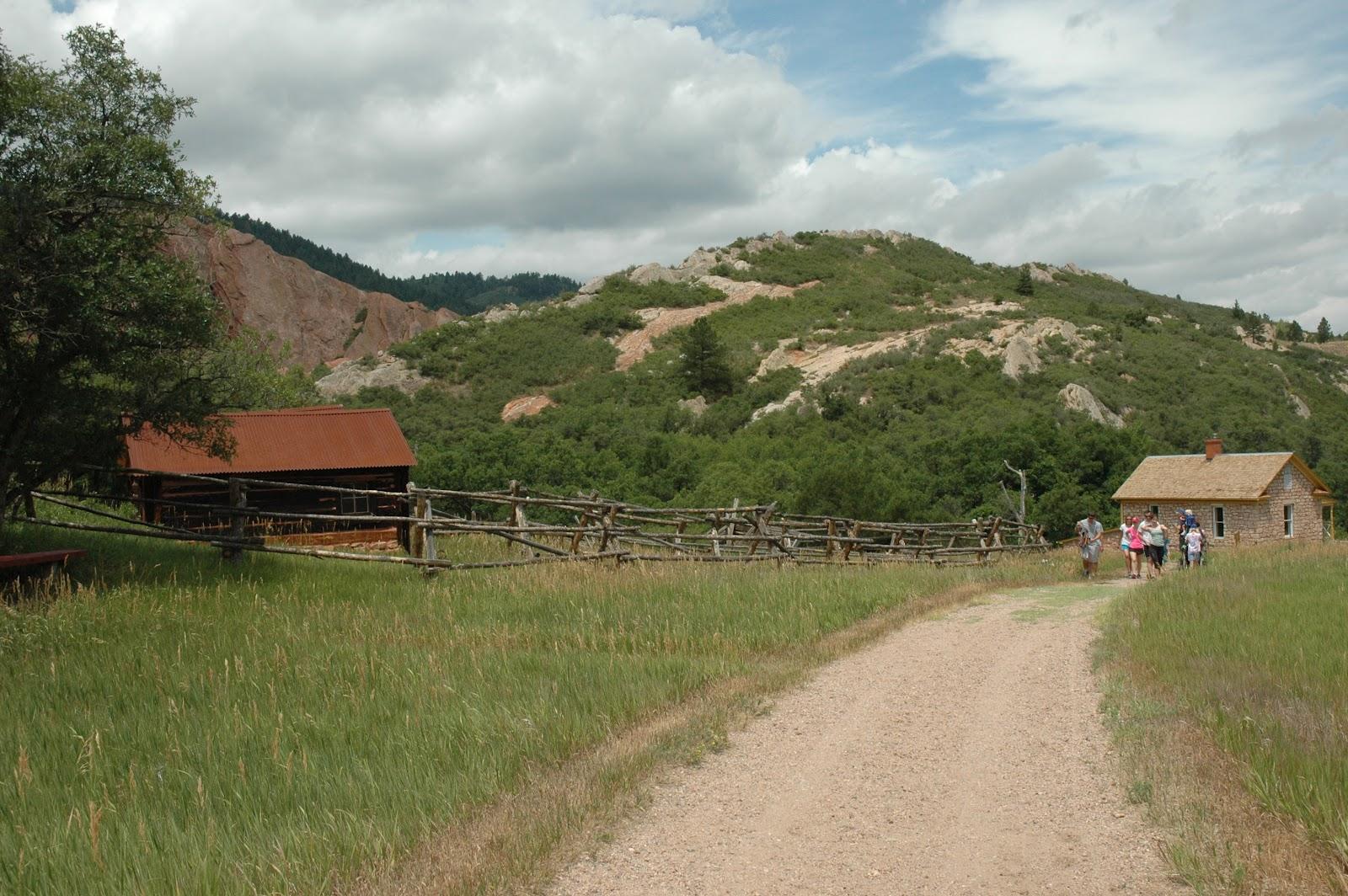 Explore Colorado: Roxborough State Park