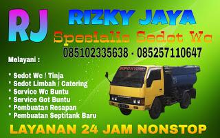 Sedot wc Surabaya Rizky Putra
