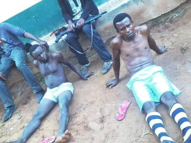 Security men nab pastor and his assistant during gay sex in Enugu
