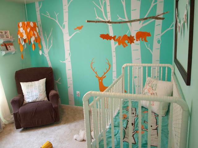 Baby Room Ideas: Make Fun the Nursery Baby Room Ideas: Make Fun the Nursery 12