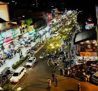 Kawasan jalan Malioboro