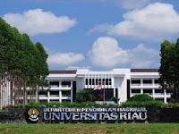 PENDAFTARAN MAHASISWA BARU (UNRI) 2020-2021