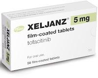 Xeljanz tofacitinib tofacytynib nowy lek leczenie rzs reumatyzm reumatoidalne zapalenie stawów
