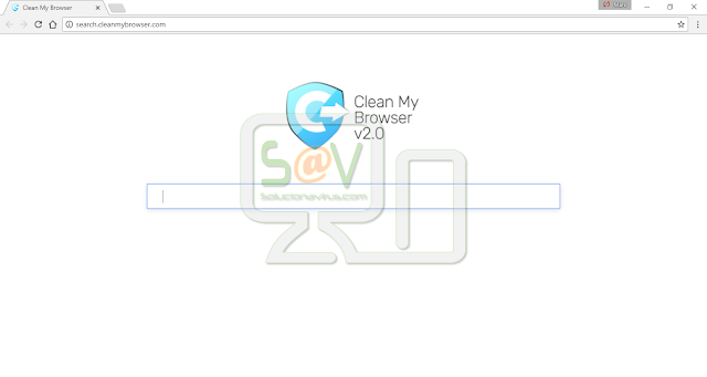 Search.cleanmybrowser.com (Hijacker)