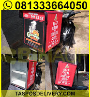 tas delivery pizza goodies bandung jakarta bogor solo jogja semarang malang surabaya batam